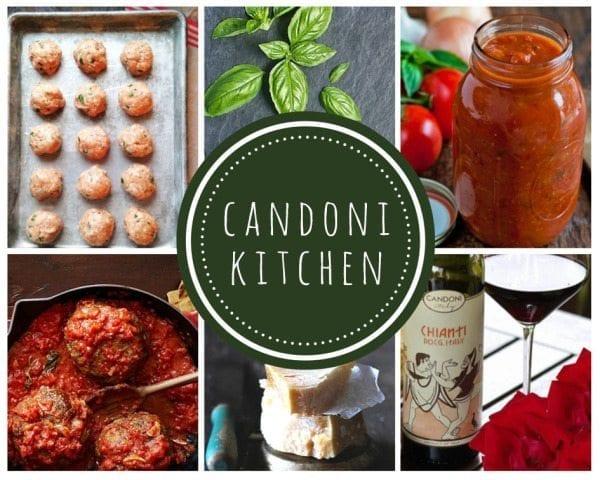 Candoni Kitchen Meatball
