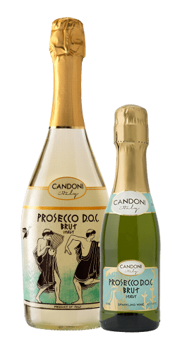 Sparkling Wine Pairings - Candoni Prosecco Brut