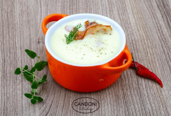 Broccoli Asiago Soup Recipe | Candoni Wine Pairing Ideas