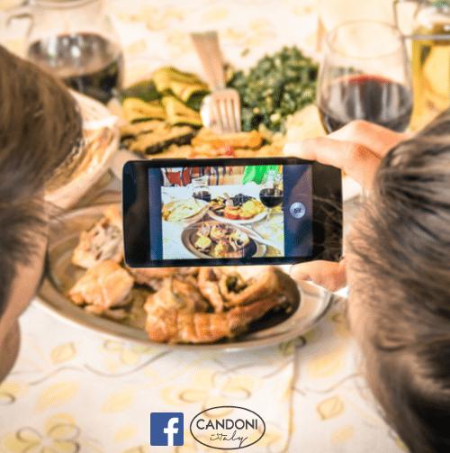 Snap A Dinner Photo | Italian Food & Wine Facebook Contest: Candoni De Zan