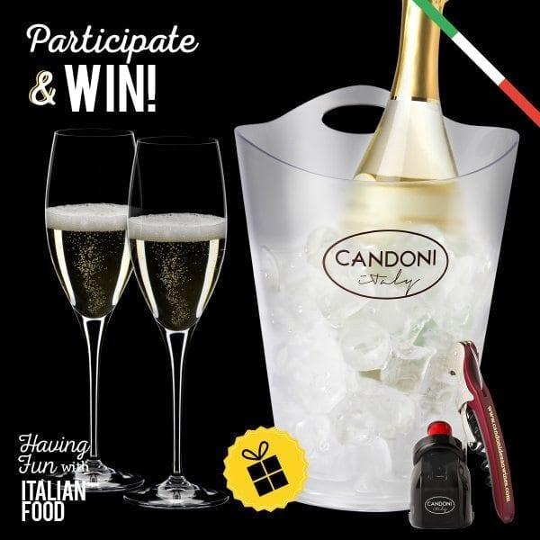 Candoni Photo Contest Prizes & Rewards | Having Fun With Italian Food!