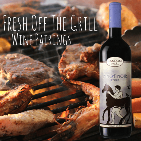 Fresh Off the Grill: Italian Wine Pairings with Grilled Steak, Chicken, and Seafood | Candoni De Zan Wines