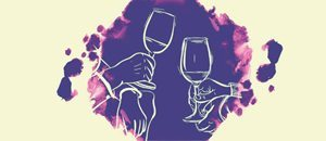 descriging wine 130x300