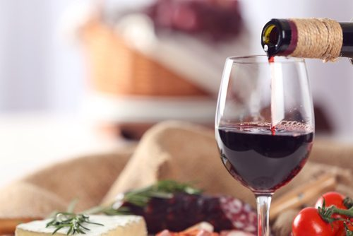 Health Benefits of Red Wine