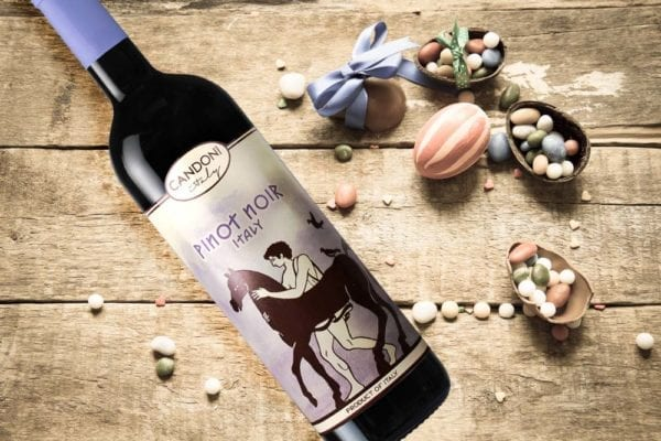 pinot moir wine for easter