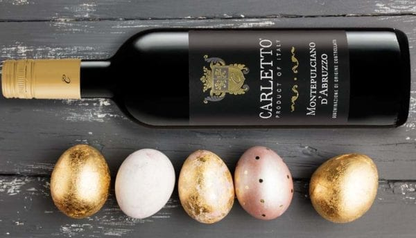 montepulciano wine for Easter