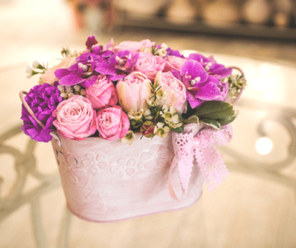 spring contest | flower arrangement