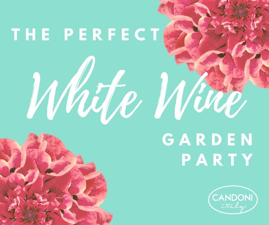 White wines for garden party candoni dezan wines white wine garden party mightylinksfo