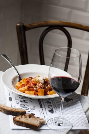 Pasta Wine Pairing