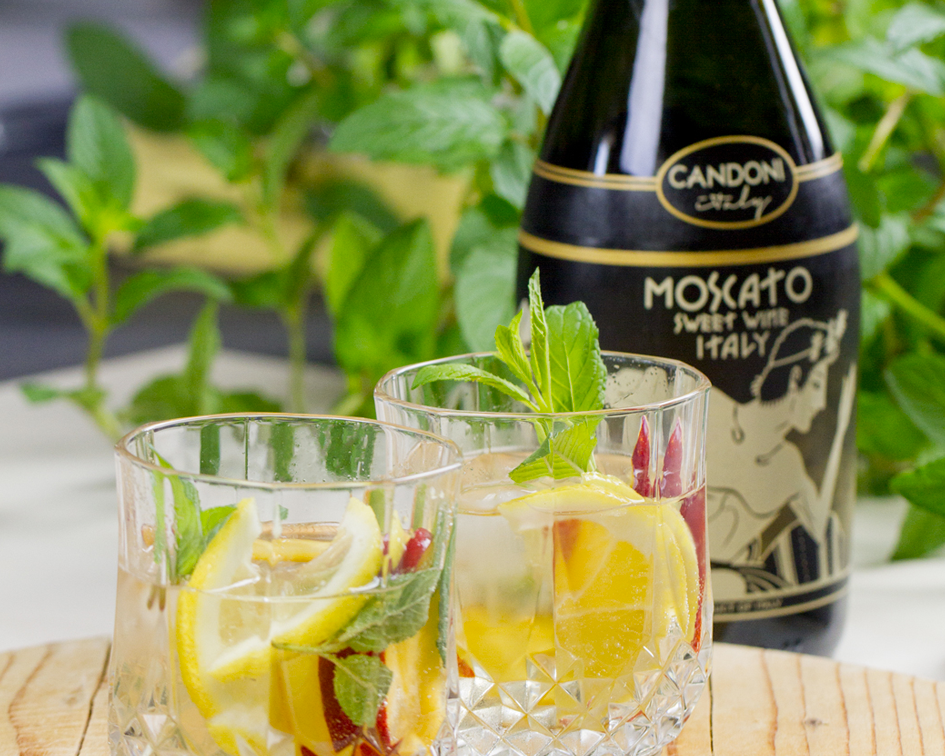 moscato sweety cocktail