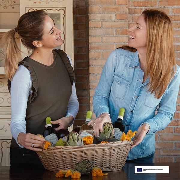 Creating the perfect organic wine gift basket
