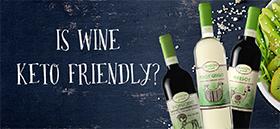 Keto Friendly Wines