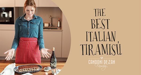 Authentic Italian Tiramisu