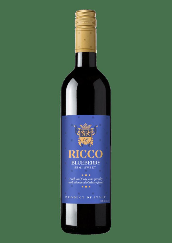 Ricco's Blueberry Wine